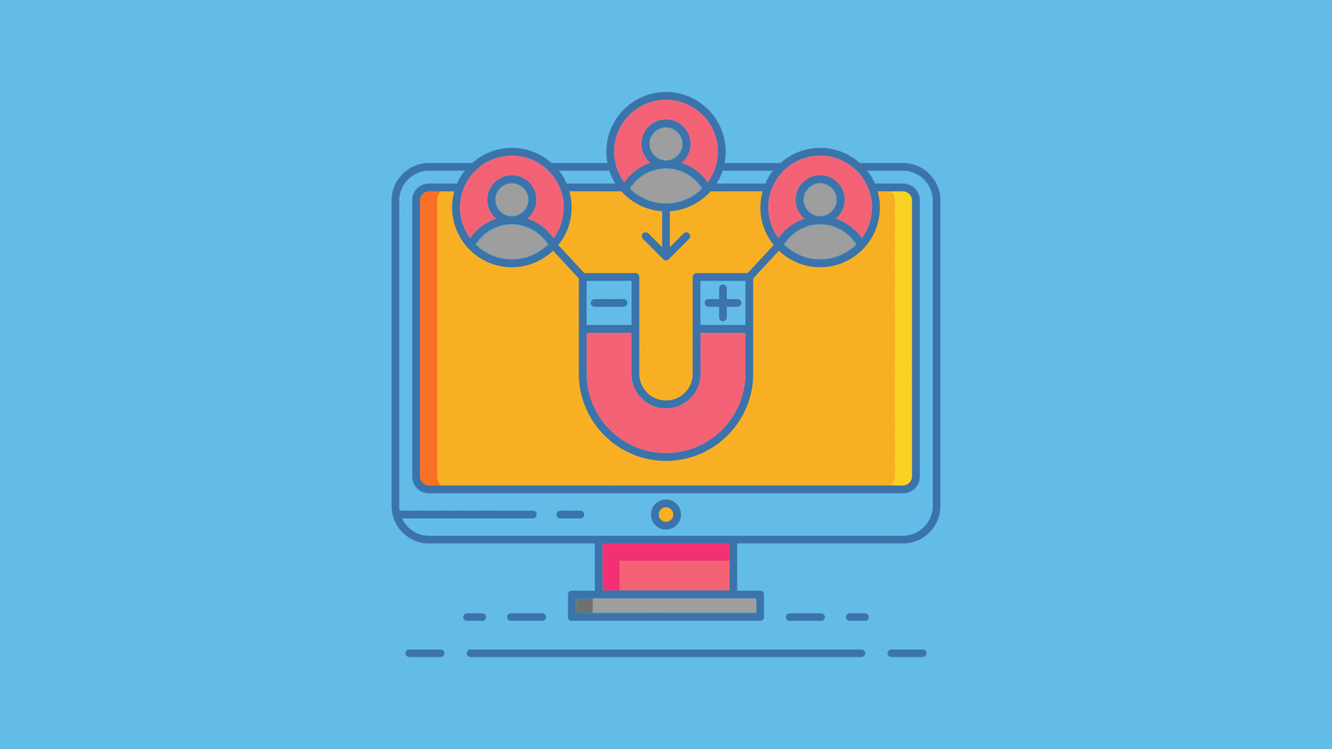 5 maneiras de atrair clientes por meio da internet