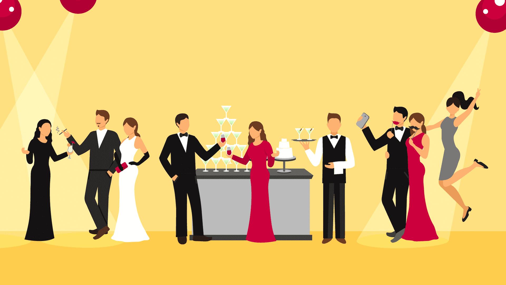 5 dicas de marketing digital para salões de festa e eventos