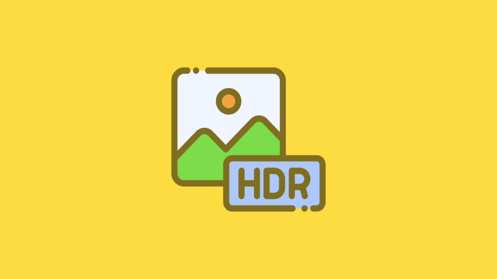Tudo sobre fotos HDR