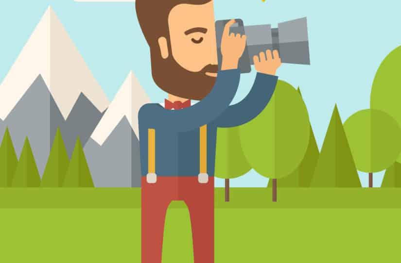 Como fazer fotos 360º para o meu negócio?