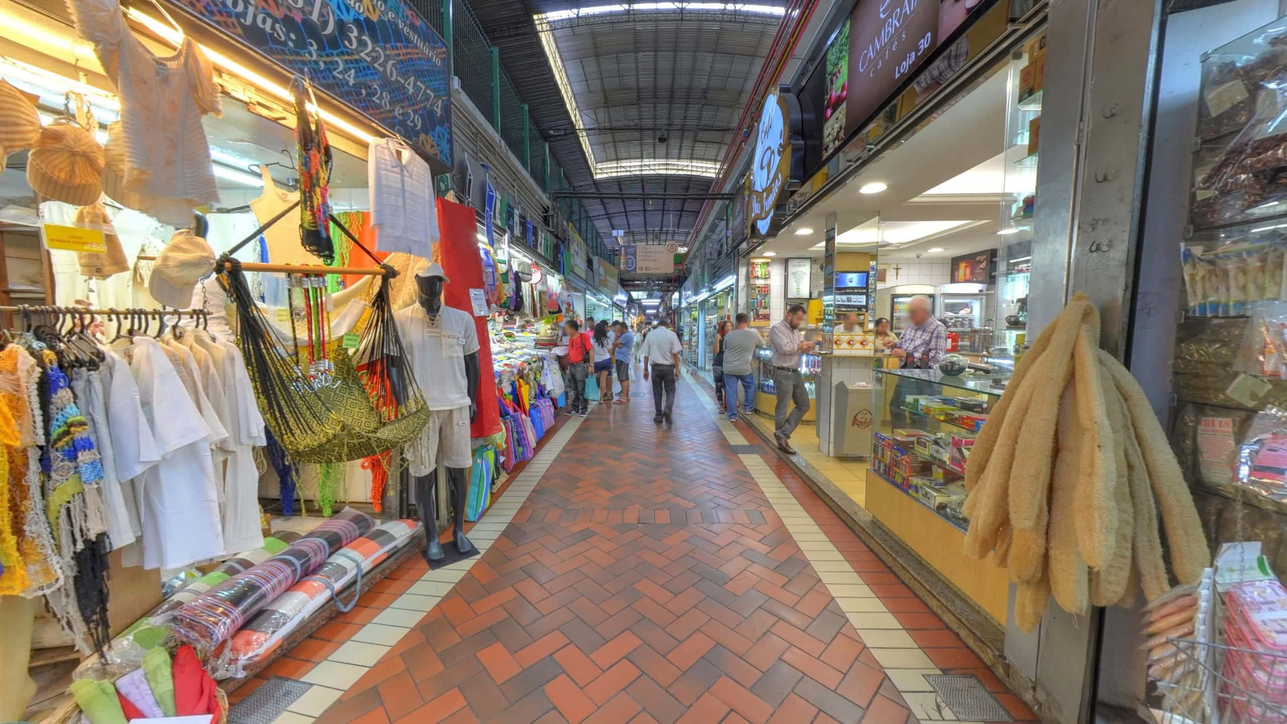 Street View Trusted do Mercado Central de BH