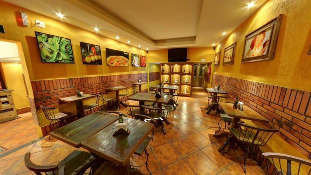Pizza Scuola Sion - Street View Trusted de Pizzaria em Belo Horizonte