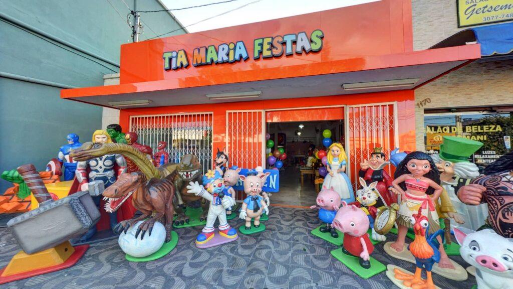 Tia Maria Festas - Tour Virtual Street View