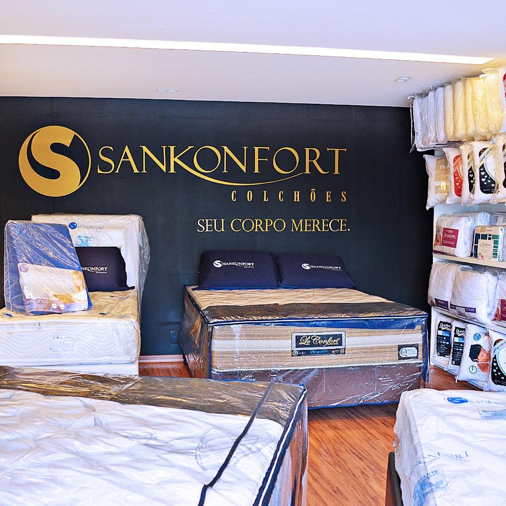 Sankonfort Colchões