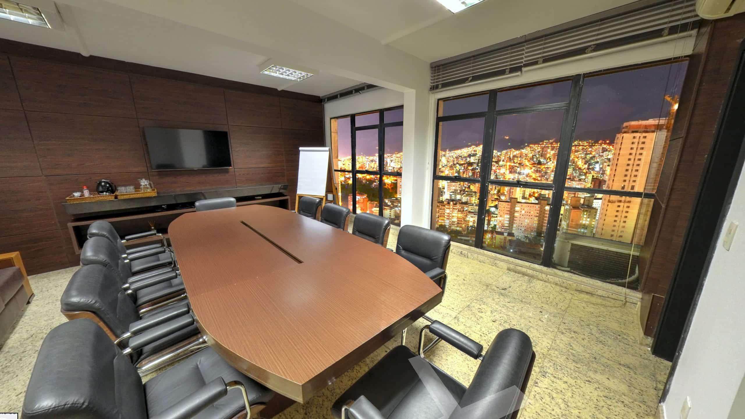 Street View Trusted da Synergyco Executive Offices Coworking em Belo Horizonte/MG