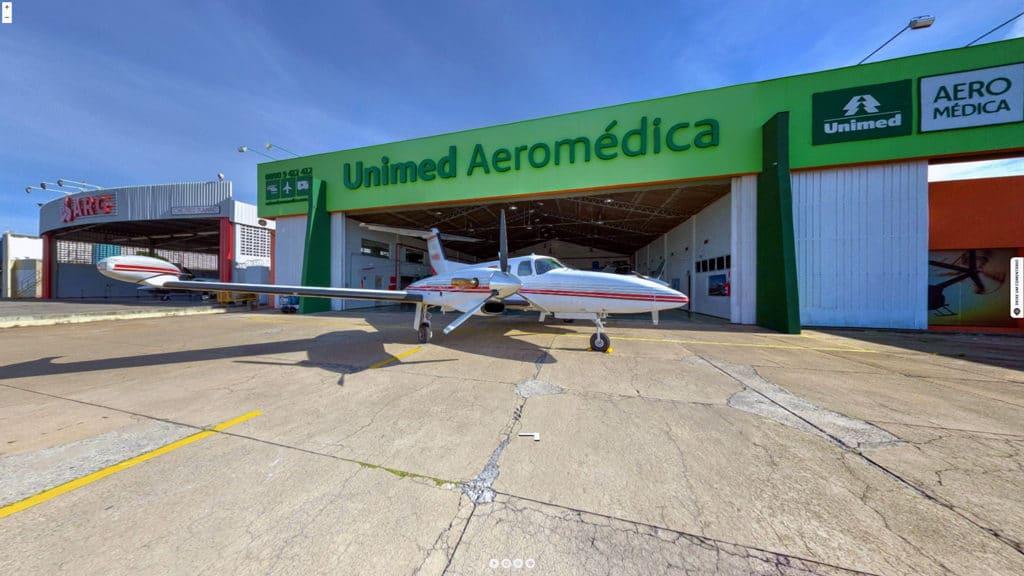 Tourmake da Unimed Aero Médica