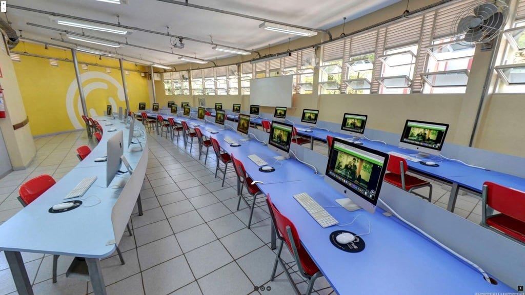 Tour Virtual Premium da Faculdade e Colégio COTEMIG