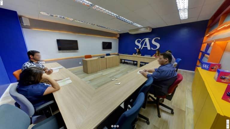 Tourmake - SAS - Plataforma de Ensino