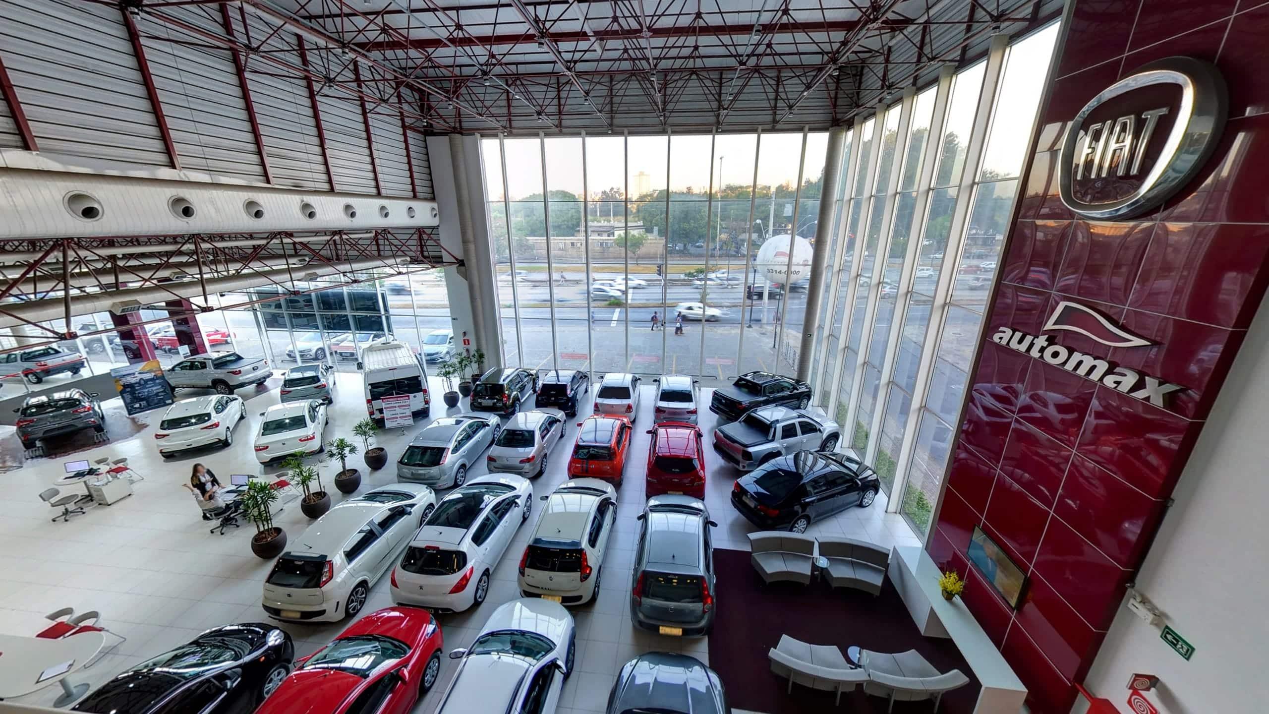 Automax Fiat – Via Expressa