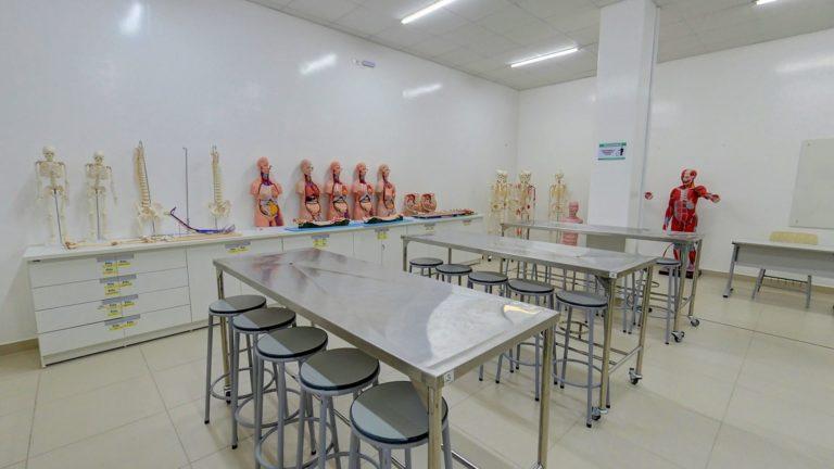 FITS - Faculdade Tiradentes - Tour Virtual Street View Trusted